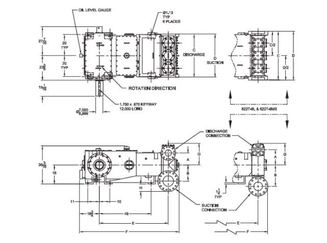 Gaso T600 Spec