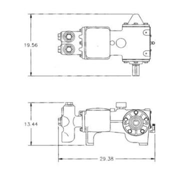 Wheatley P100 Pump